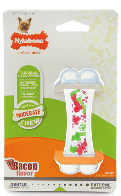 Nylabone Graphic & Sparkle Bones for Christmas
