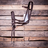 Nylon Bitless Bridle
