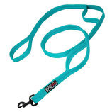 DogLine Nylon Multi-Handle Flat Leash