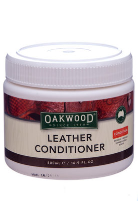 Oakwood Leather Conditioner, 16.9 oz