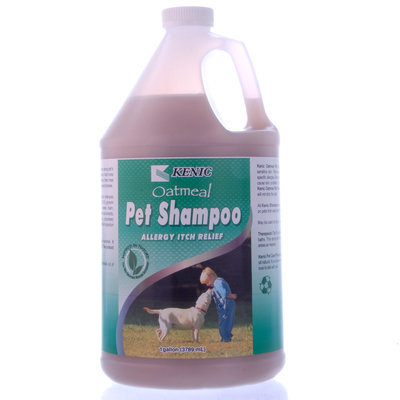 Gallon Oatmeal Pet Shampoo