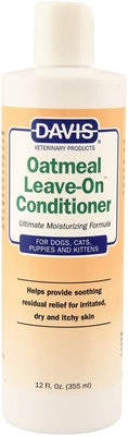 Oatmeal Leave-On Conditioner, 12 oz