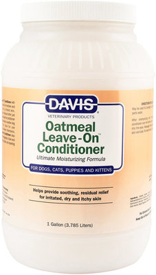 Oatmeal Leave-On Conditioner, Gallon