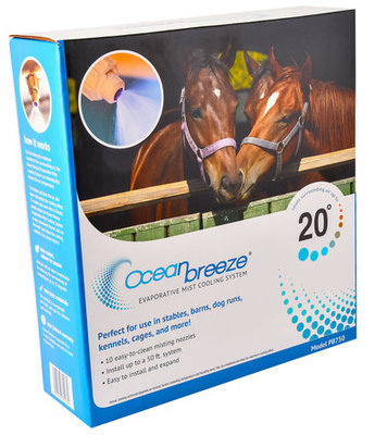 Ocean Breeze Evaporative Cooling System