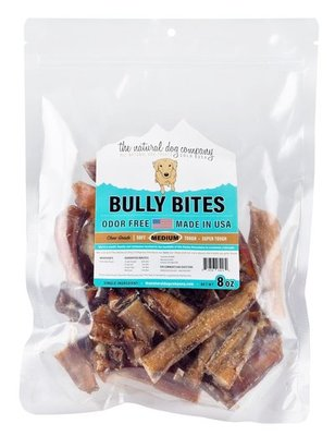 Odor-Free Bully Bites