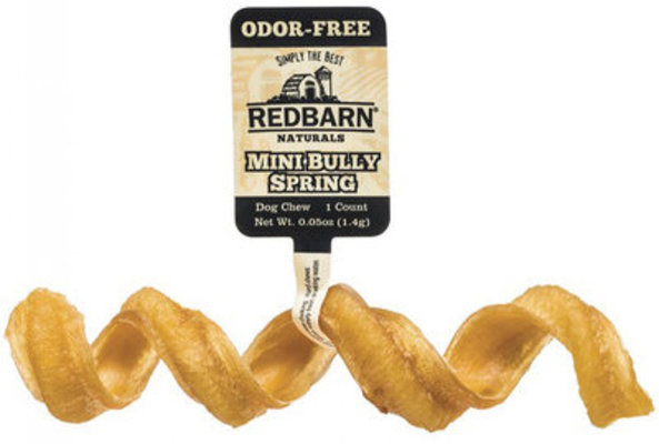 Odor-Free Mini Bully Springs