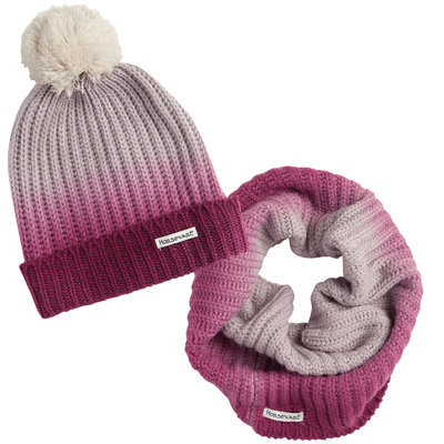 Horseware Ombre Bobble Hat & Snood