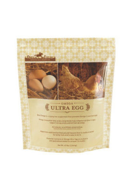 Omega Ultra Egg, 4½ lb bag