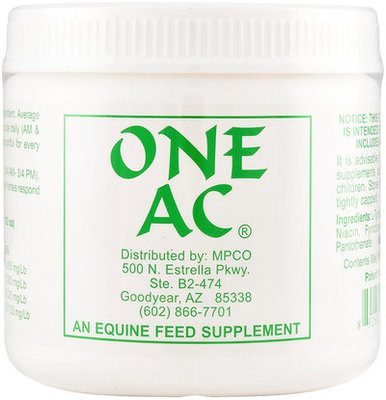 ONE AC, 200 g (42-day supply)