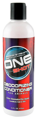 One Shot Deodorizing Shampoo