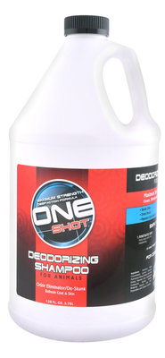 Gallon One Shot Deodorizing Shampoo