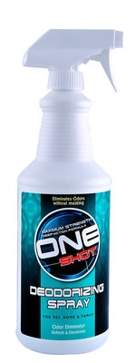 16 oz One Shot Deodorizing Spray