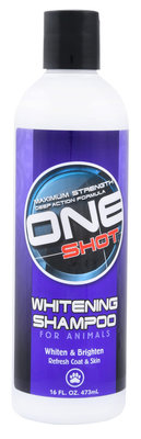 One Shot Whitening Shampoo
