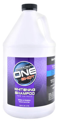 Gallon One Shot Whitening Shampoo