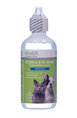 Opticlear Sterile Eye Wash, 4 oz