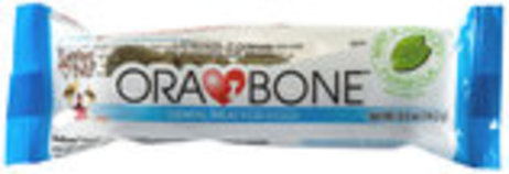 Ora-Bone Dental Treats for Dogs