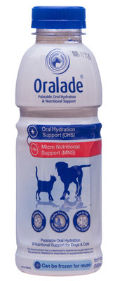 Oralade® Palatable Oral Hydration & Nutritional Support