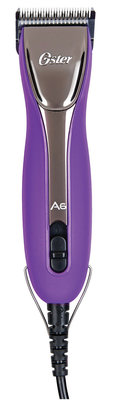 Oster A6 Slim Purple Pop Clipper