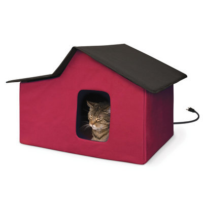 K&H Multi-Kitty Heated Cat House