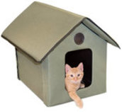 K&H Outdoor Cat House (Unheated)