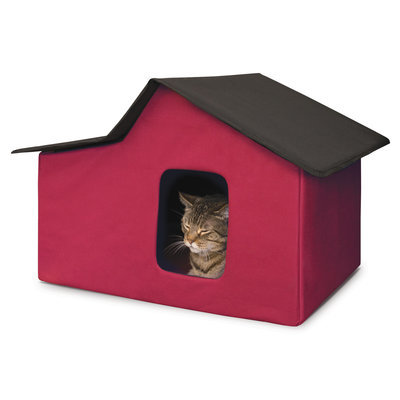 Outdoor Unheated Multi-Kitty Home