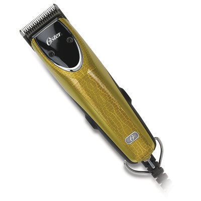 Oster® Outlaw INK, 2-Speed Clipper Kit (Gold Snakeskin)