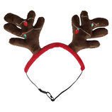 Lighted Antler Headband, One Size