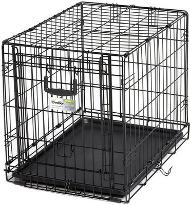 "Single Door Dog Crate, 43.75""L x 28.25""W x 30.25"""