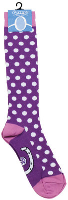 Ovation Ladies Lucky Knee-High Sock