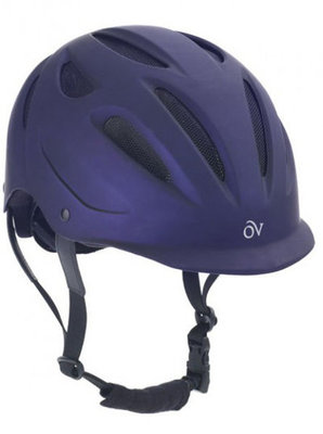 Ovation Metallic Protégé Helmet