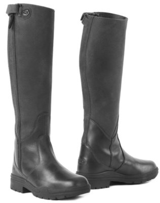Ovation Moorland Rider Boot, Black, Regular