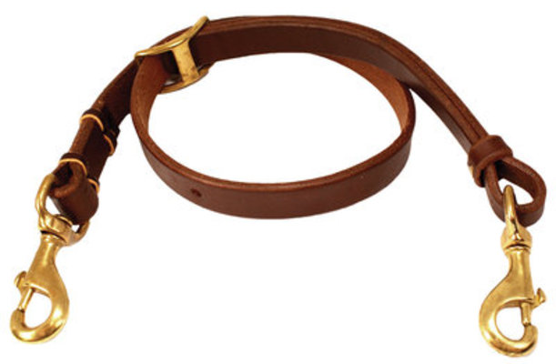 "Oxbow 1"" Leather Tie Down, Harness"