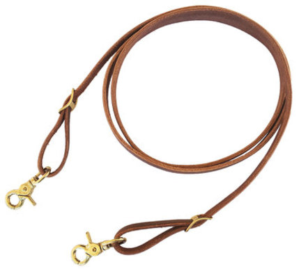Oxbow Harness Leather Roping Reins
