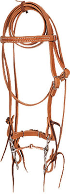 Oxbow Miniature Bridle