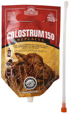 Oxford Ag 150g IgG Colostrum Replacer