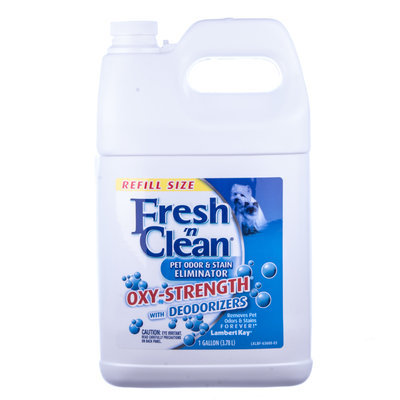 Fresh n' Clean Oxy-Strength, Gallon
