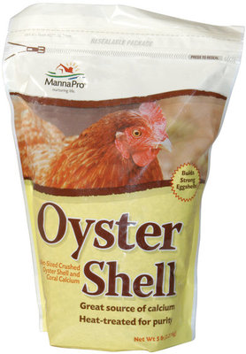 Oyster Shell, 5 lb bag
