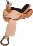 Pace Maker Barrel Saddle