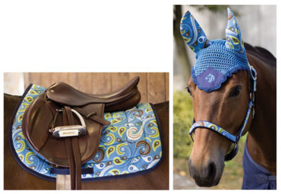 Perri's Paisley All Purpose Saddle Pad