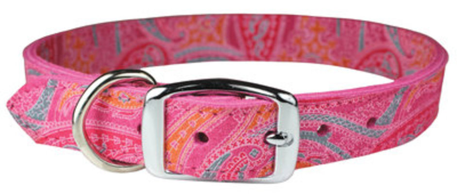 """The Paisley Collection Collar (1/2"""" W)"""