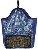 """Paisley Shimmer"" Slow Feed Hay Bag"