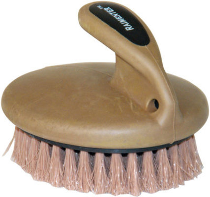 Palm Comfort Grip Face Brush (Medium Bristle)