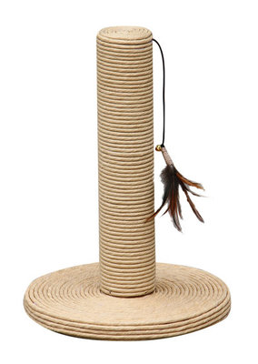 Paper Rope Cat Scratch Post