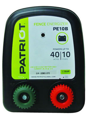 Patriot PE10B Battery Energizer