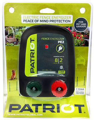 Patriot PE2 Fence Charger