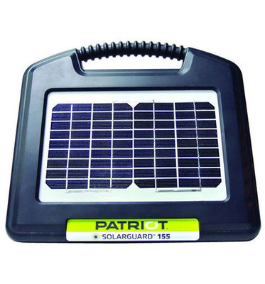 Patriot SolarGuard™ 155 Fence Charger