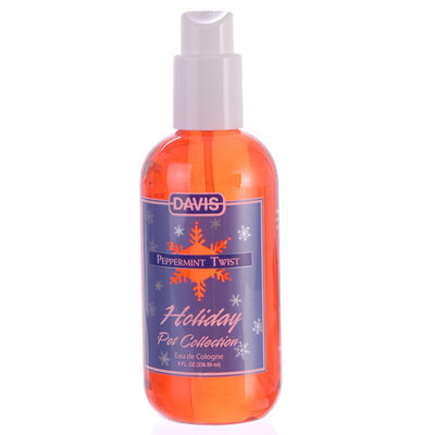 Davis Peppermint Twist Pet Cologne, 8 oz