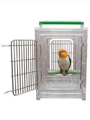 Perch & Go Bird Carrier