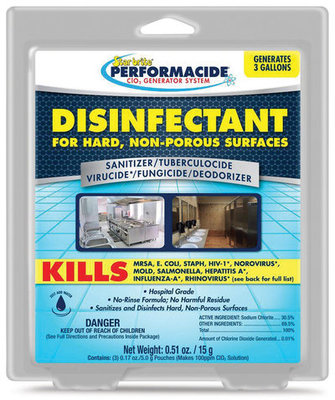 Performacide (Gallon) Refill, 3-pack