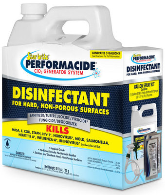 Performacide Disinfectant, Gallon